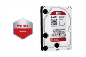 NAS用ハードディスク「WD Red」