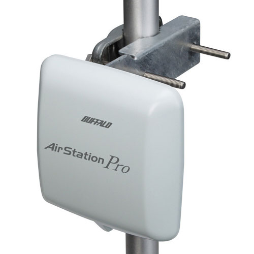 バッファロー WLE-HG-DA [AirStationPro指向性アンテナ平面型ダイバシティアンテナタイプ]