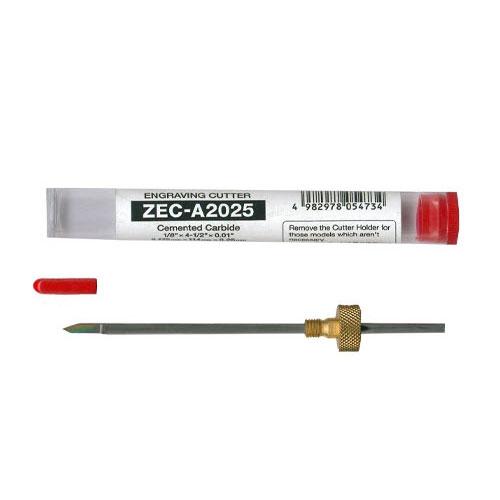 ローランドディージー ZEC-A2025 [文字用カッター(超硬) 3.175×114×0.254mm]