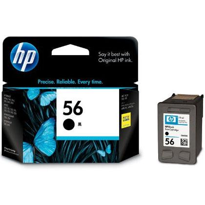 HP C6656AA#003 [HP 56プリントカートリッジ 黒]