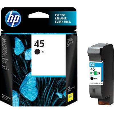 HP 51645AA#003 [HP 45プリントカートリッジ 黒]