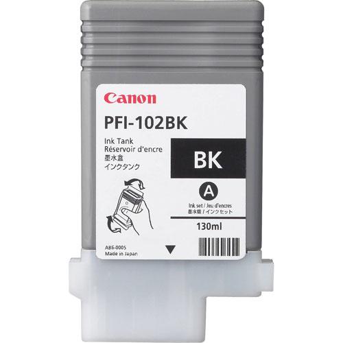 PFI-102BK フォトブラック [インクタンク 0895B001]