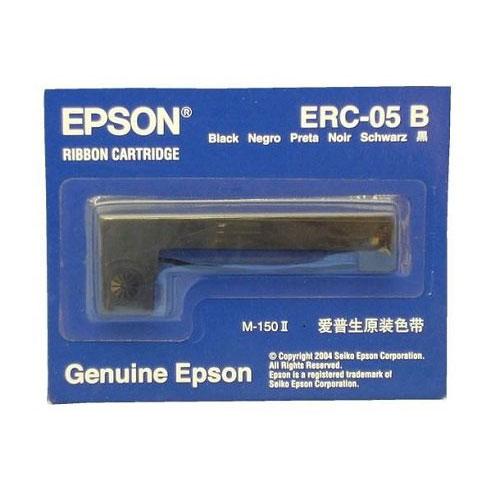 エプソン ERC-05B [ミニプリンタ用リボンカセット(クロ)]