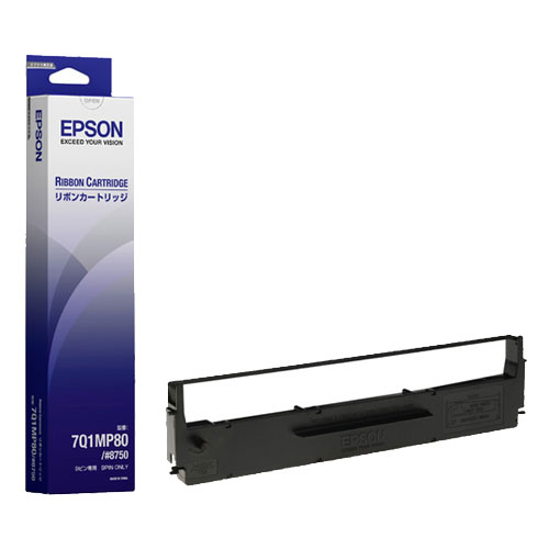 エプソン 7Q1MP80 [カートリッジリボン]