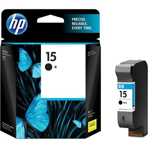 HP C6615DA#003 [HP 15プリントカートリッジ 黒]