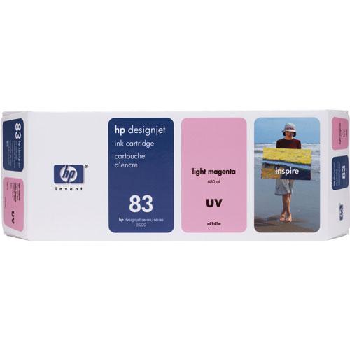 HP C4945A [HP 83 UVインクカートリッジ ライトマゼンタ]