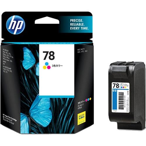 HP C6578DA#003 [HP 78プリントカートリッジ 3色カラー]