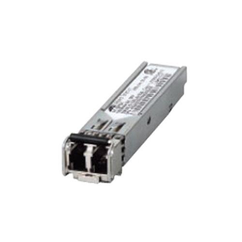 アライドテレシス XFP/SFP+/QSFP+/SFPモジュール 0122R [AT-SPSX SFP(mini-GBIC)モジュール]