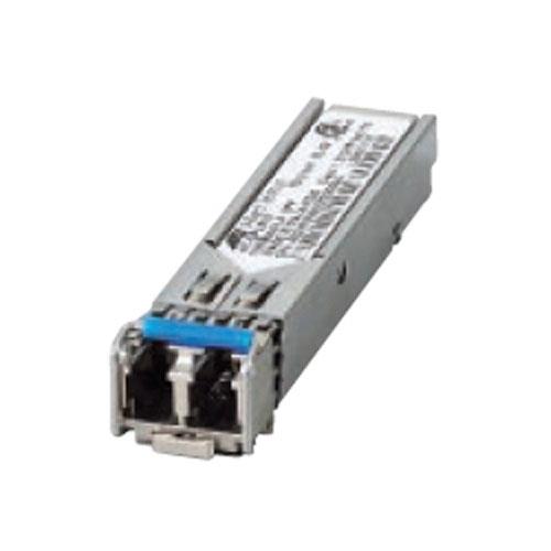 アライドテレシス XFP/SFP+/QSFP+/SFPモジュール 0123R [AT-SPLX10 SFP(mini-GBIC)モジュール]