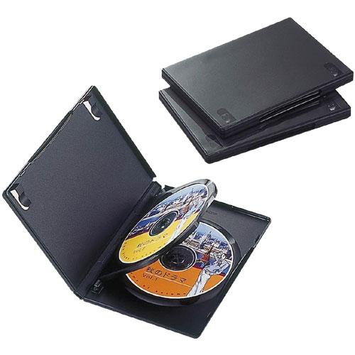 エレコム CCD-DVD07BK [DVDトールケース]