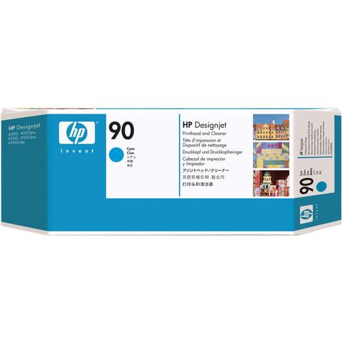 HP C5055A [HP90 インクヘッド/クリーナー シアン]