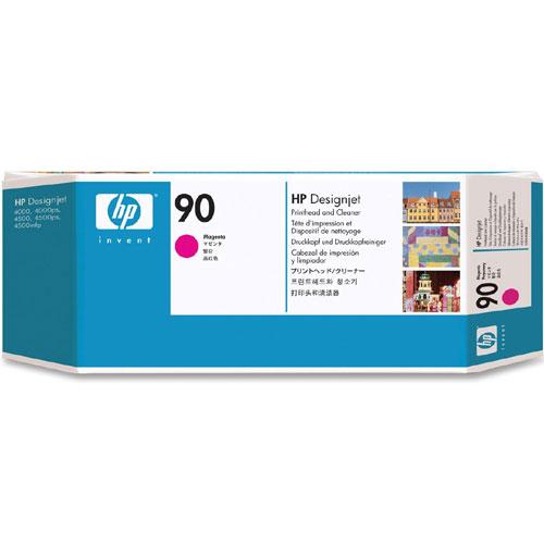 HP C5056A [HP90 インクヘッド/クリーナー マゼンタ]