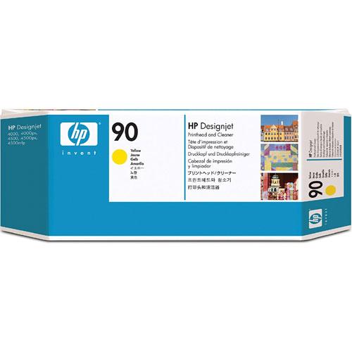 HP C5057A [HP90 インクヘッド/クリーナー イエロー]