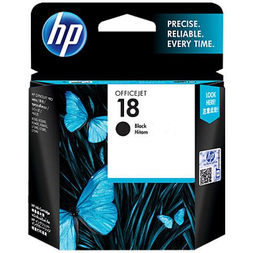 HP C4936A [HP 18 プリントカートリッジ黒]