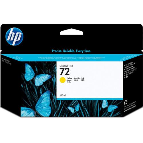 HP C9373A [HP72 インクカートリッジ イエロー(130ml)]