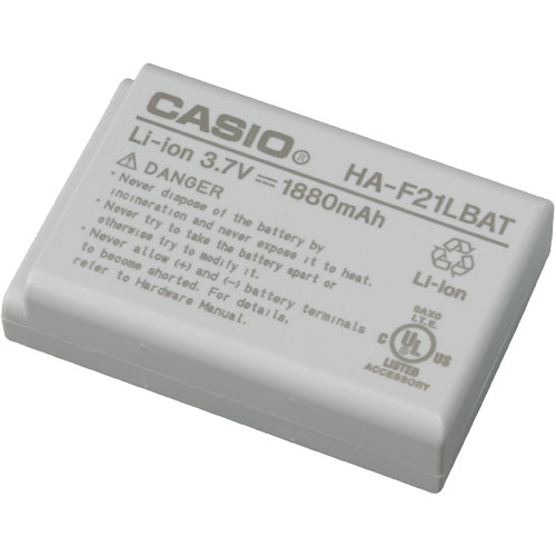 カシオ HA-F21LBAT [DTX7用大容量充電池]