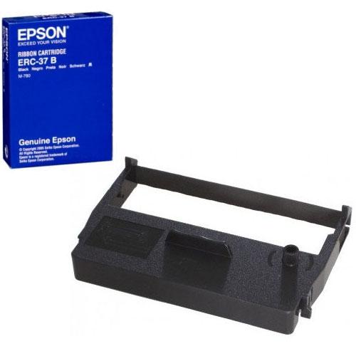 エプソン ERC-37B [ミニプリンター用リボンカセット(黒)]