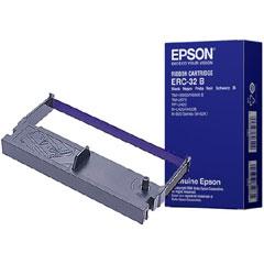 エプソン ERC-32B [ミニプリンター用リボンカセット(黒)]