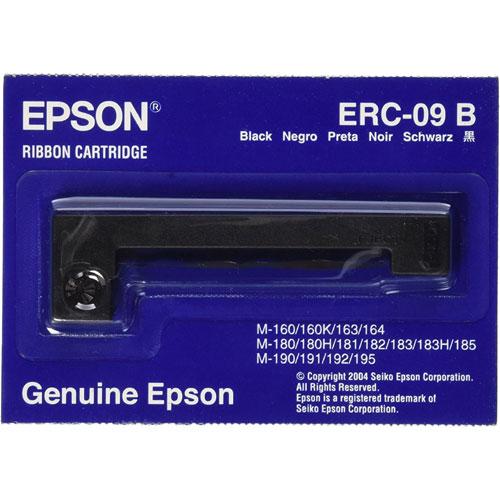 エプソン ERC-09B [ミニプリンタ用リボンカセット(クロ)]