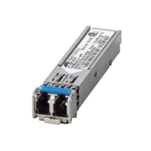 アライドテレシス XFP/SFP+/QSFP+/SFPモジュール 0123RZ5 [AT-SPLX10-Z5 SFP(mini-GBIC)モジュール]