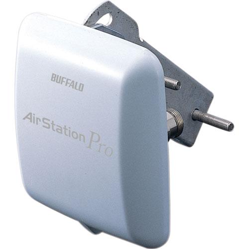 バッファロー WLE-HG-DA/AG [〈AirStation Pro〉 5.6GHz/2.4GHz無線LAN 屋外遠距離通信用 平面型アンテナ]
