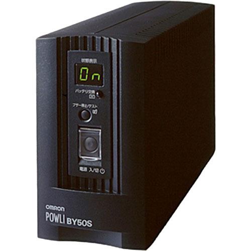 オムロン UPS(BY50S)正弦波出力