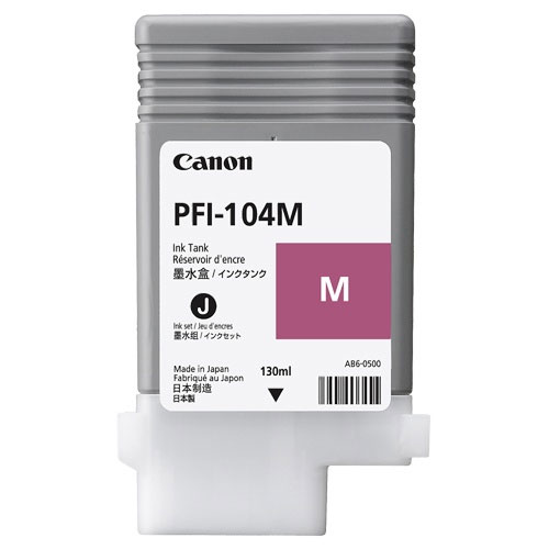 キヤノン 染料マゼンタインク PFI-104M [3631B001]