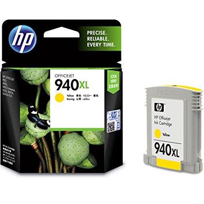 HP C4909AA [HP940XLインクカートリッジ イエロー]