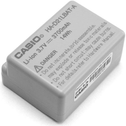 カシオ HA-D21LBAT-A [DT-5200/5300用大容量充電池]