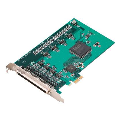 コンテック DIO-3232L-PE [PCI-E対応 絶縁型デジタル入出力ボード]