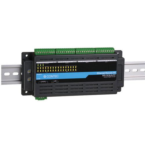 コンテック DIO-1616LN-FIT [F&eIT N 絶縁型デジタル入出力ユニット リモートI/O]