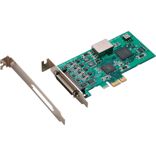 コンテック AO-1604L-LPE [PCI-E対応 非絶縁型アナログ出力ボード(LP)]