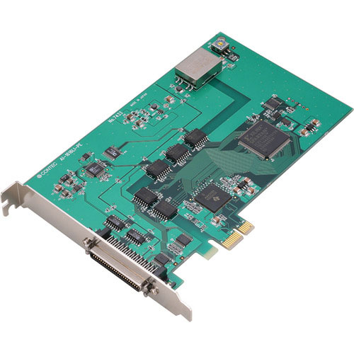 コンテック AI-1616LI-PE [PCI-E対応 絶縁型16ビット アナログ入力ボード]