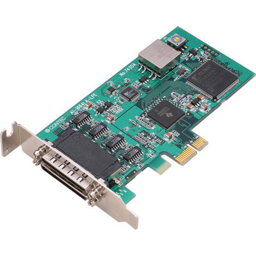 コンテック AI-1664LA-LPE [PCI-E対応 16ビット分解能アナログ入力ボード(LP)]