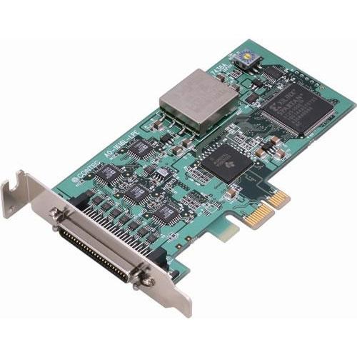 コンテック AO-1616L-LPE [PCI-E対応 16ビット アナログ出力ボード(LP) 16ch]