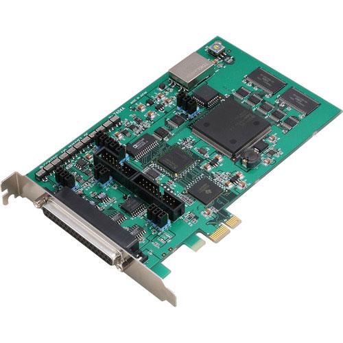 コンテック AIO-161601E3-PE [PCI-E対応 16ビット分解能アナログ入出力ボード]