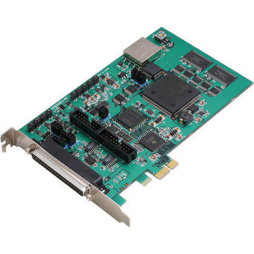 コンテック AIO-121601UE3-PE [PCI-E対応 12ビット分解能アナログ入出力ボード]