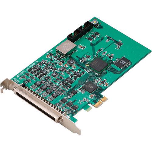コンテック AIO-163202F-PE [PCI-E対応 非絶縁バスマスタ アナログ入出力ボード]