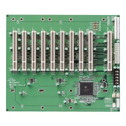 コンテック BPC-1111 [PCI対応 10スロットバックプレーン]