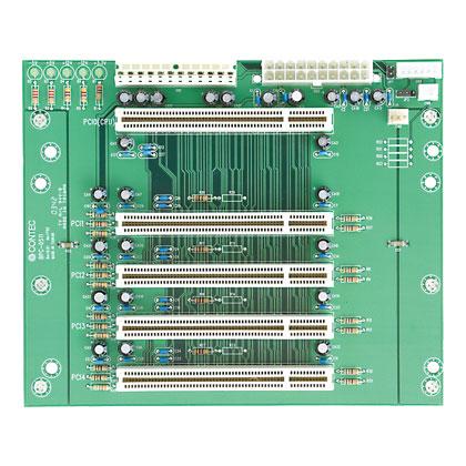 コンテック BPC-0511 [PCI対応 5スロットバックプレーン]