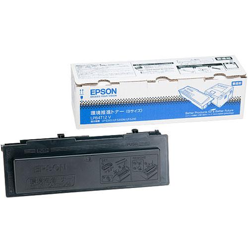 エプソン LPB4T12V [LP-S310/S210用 環境推進トナー/3000ページ対応]