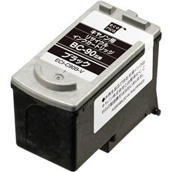 エレコム ECI-C90B-V [エコリカ リサイクルインク/キヤノン/BC-90対応]