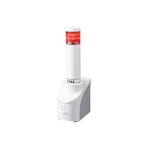 パトライト NH NHS-1FB1-R [ネットワーク監視表示灯 直径25mm/1段/赤]