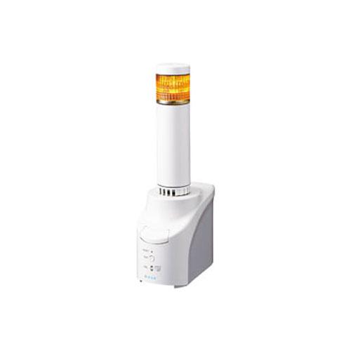 パトライト NH NHS-1FB1-Y [ネットワーク監視表示灯 直径25mm/1段/黄]