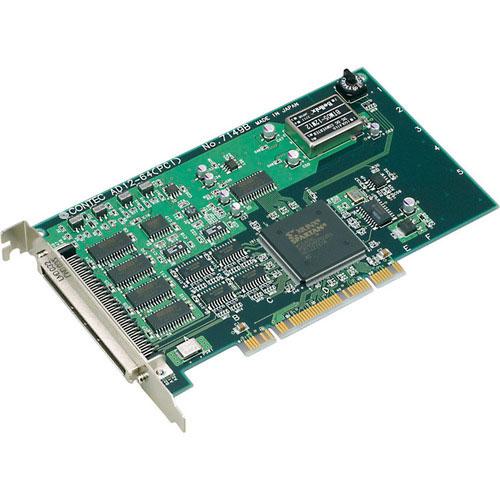 コンテック AD12-64(PCI) [PCI対応 非絶縁型多チャネルアナログ入力ボード]