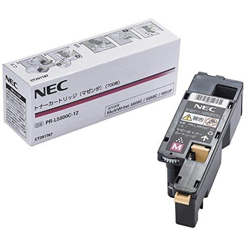 NEC PR-L5600C-12 [トナーカートリッジ(マゼンタ)]
