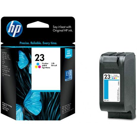 HP C1823D [HP 23プリントカートリッジ カラー]