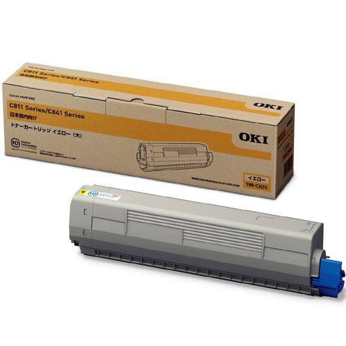 TNR-C3LY2 [トナーカートリッジ(大容量) イエロー (C841dn/C811dn)]