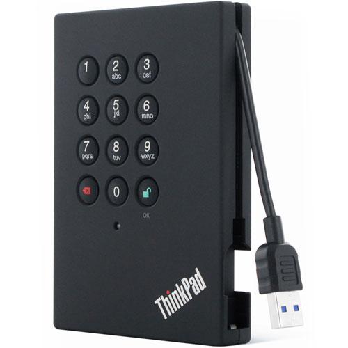 レノボ・ジャパン 0A65619 [ThinkPad USB3.0 500GB セキュア・ハードドライブ]