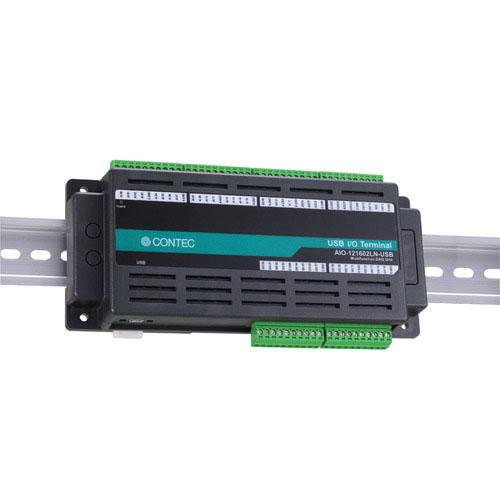 コンテック アイ・オー-121602LN-USB [USB対応 Nシリーズ マルチファンクションDAQユニット]